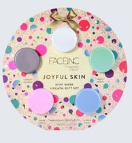 Nails Inc☆限定(Joyful Skin Mini Mask Wreath Gift Set)