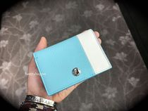 【Tiffany & Co】2017FW☆Vertical Folded Card Case/5色展開