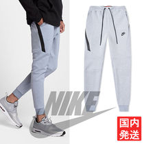 【日本未発売カラー】 NIKE Tech Fleece Jogger / Heather Gray