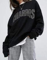 Charms Oversized Sweat With Stud Logo