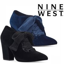 NINE WEST☆新作クラシックレースブーティーSweeorn Lace Up