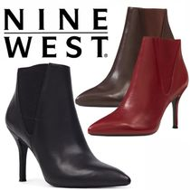NINE WEST☆新作クラシックブーティーFront Pointy Toe BOOTIES