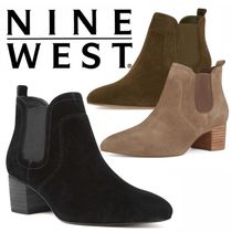 NINE WEST☆新作クラシカルブーティーAuggy Pointy Toe Bootie