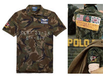 【Ralph Lauren】限定The Military Polo Shirt LTD No.5 即発