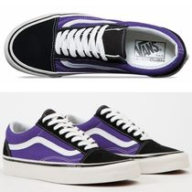 ★レア ! VANS★OLD SKOOL 36 DX ANAHEIM FACTORY パープル