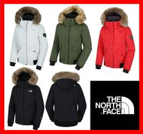 THE NORTH FACE(ザノースフェイス) ダウンジャケット・コート 人気【THE NORTH FACE】 W 'S MCMURDO DOWN BOMBER JACKET