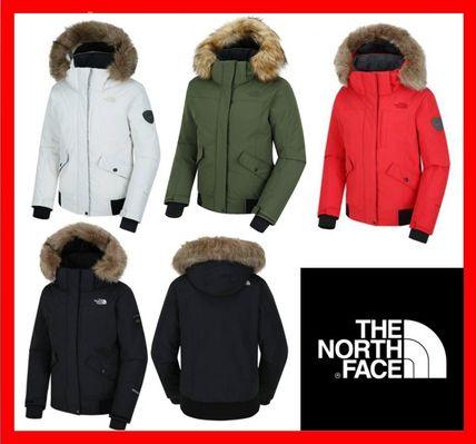 人気【THE NORTH FACE】 W 'S MCMURDO DOWN BOMBER JACKET