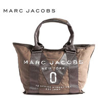 MARC JACOBS  ニュー ロゴ  M0011222 063 FRENCH GREY (新品)