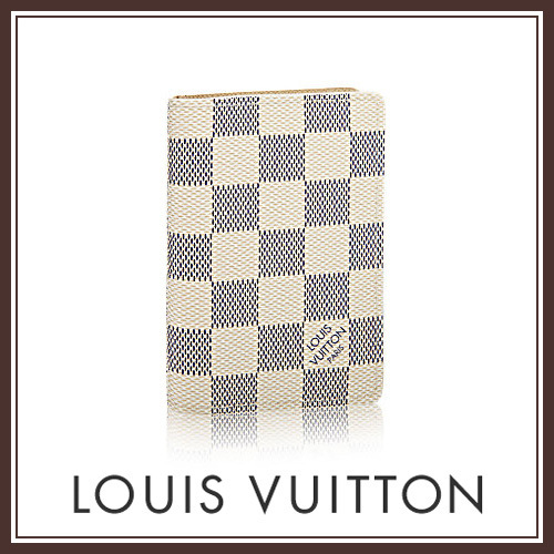 LOUIS VUITTON 国内発送 ポケット・オーガナイザー カードケース