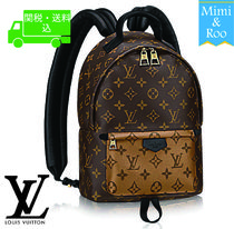Louis Vuitton*モノグラム PALM SPRINGS BACKPACK PM☆リュック