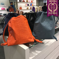 1点限り!VIPセール┃LOEWE★バッグ┃MOCHILA YAGO_ORANGE_NAVY