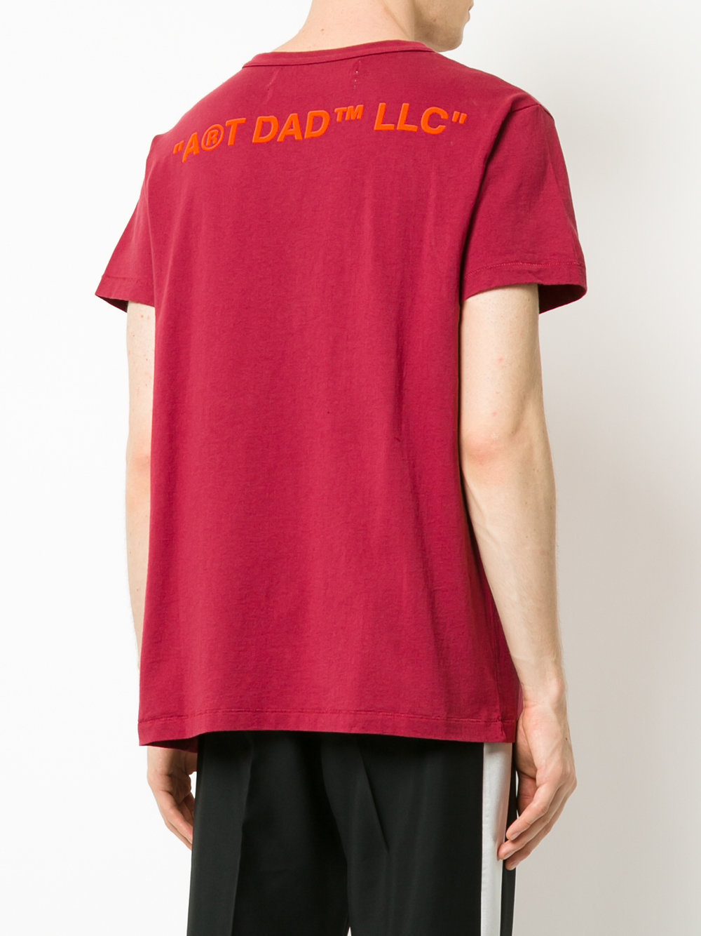 Off-White  Late Nights Early Mornings Tシャツ