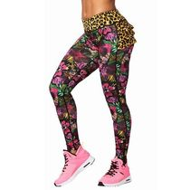 ☆ZUMBA・ズンバ☆La Pachanga Ruffle Leggings