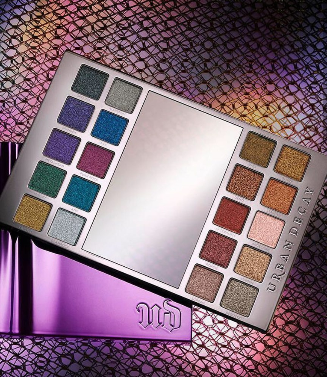 ホリデー限定☆Urban Decay☆HEAVY METALS Metallic Eyeshadow
