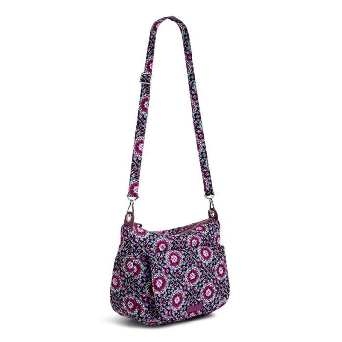 Carson Shoulder Bag in Lilac Medallion  / 日本未入荷!