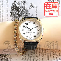 ★追跡付在庫★MARC JACOBS Mandy Ladies Leather Watch MJ1564