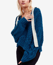 ★Free People Tierra Cable-Knit Hoodieティアラフーディ★