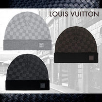 【Louis Vuitton】ルイヴィトン★Petit Damier Hat NM★3カラー
