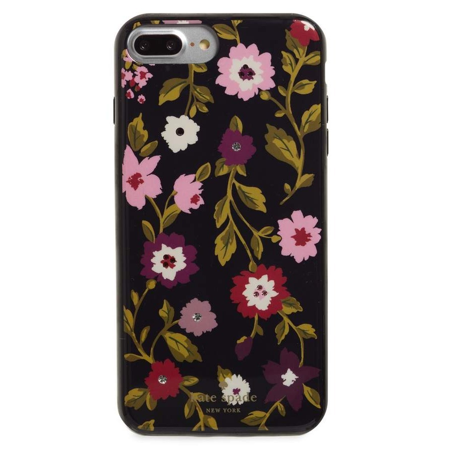 ケイトスペード jeweled - in bloom iPhone 7/8 & 7/8 Plus case