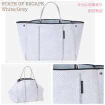 State of Escape(ステイトオブエスケープ) トートバッグ ロンハーマン取扱い☆State of Escape☆Escape bag