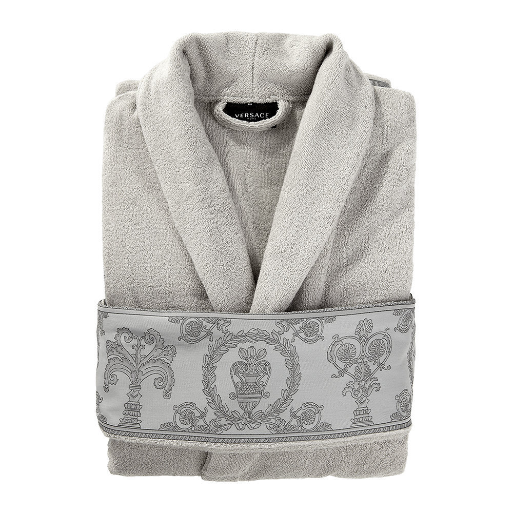 VERSACEI Heart Baroque Luxe Bathrobe 【送料・関税込】
