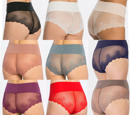 SPANX ショーツ Undie-tectable Lace Hi-Hipster Panty
