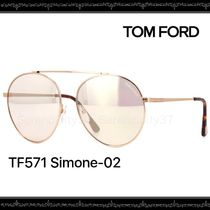 【送・関税込】TOM FORD ★ TF571 Simone-02 /28G