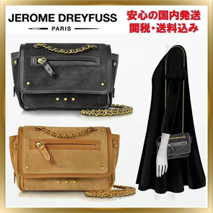 ◇JEROME DREYFUSS◇ Benji Split Suede Mini 【関税送料込】