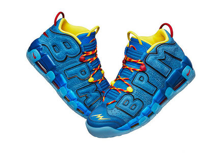 Nike スニーカー NIKE AIR MORE UPTEMPO '96 DOERNBECHER ★ モアアップテンポ(2)