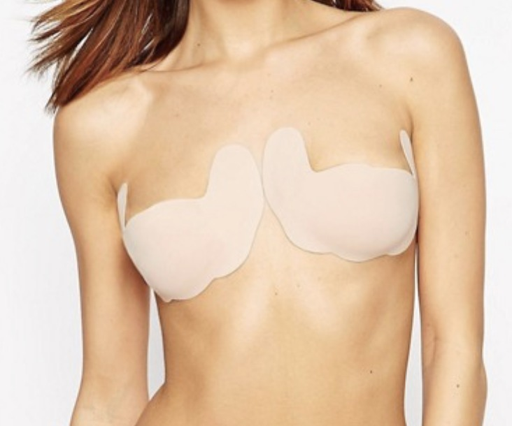 Ultimate Boost Backless and Strapless Stick On Bra