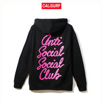 ANTISOCIAL SOCIALCLUB OPTIONS BLACK HOODIE/S