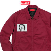 コラボ☆Supreme x AKIRA Work Jacket -Light Burgundy /M-XL