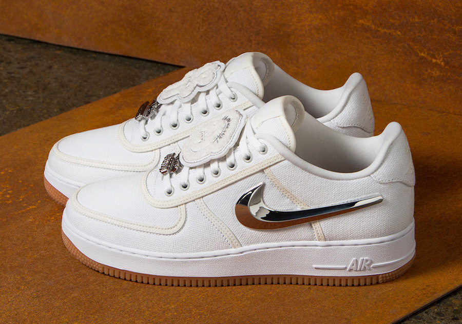 ★【NIKE】限定 コラボ Travis Scott x Air Force 1 ComplexCon