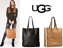 UGG☆モコモコトート Claire Tote 2色
