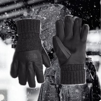 *THE NORTH FACE*NEW **CRYOS** レザーグローブ LEATHER GLOVES