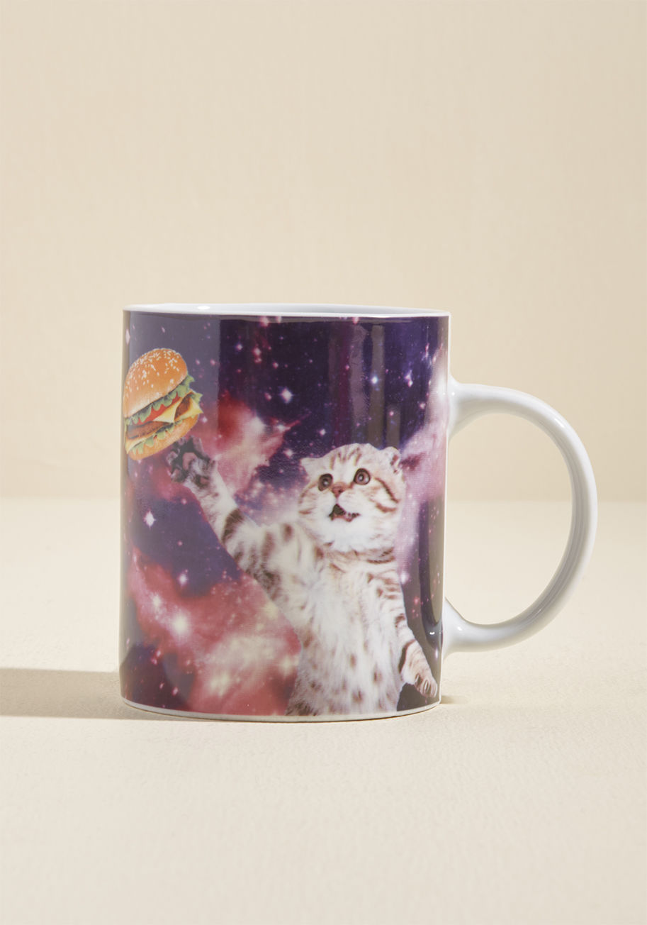 Animal Lover cosmos of all mug