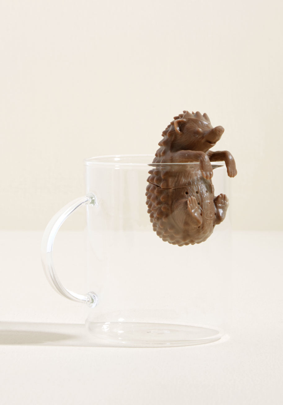 Animal Lover what woods you do? tea infuser