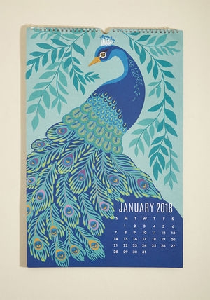 Animal Lover paper source do it year-self 2018 wall