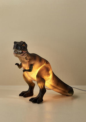 Animal Lover sight for saur eyes lamp in t-rex