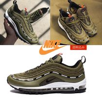 NIKE AIR MAX 97 UNDEFEATED OLIVE - エア マックス 97