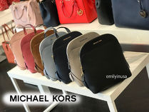 Michael Kors★11月新作★EMMY BACKPACK 長財布OK*大容量