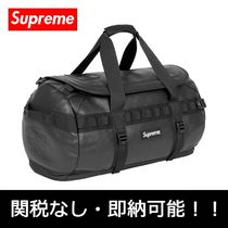 即国発 SupremeThe North Face Leather Base Camp Duffel Bag