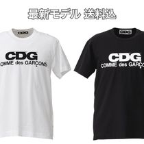 COMME des GARCONS(コムデギャルソン) Tシャツ・カットソー 送料込 コムデギャルソン エアラインロゴ Tシャツ 2カラー