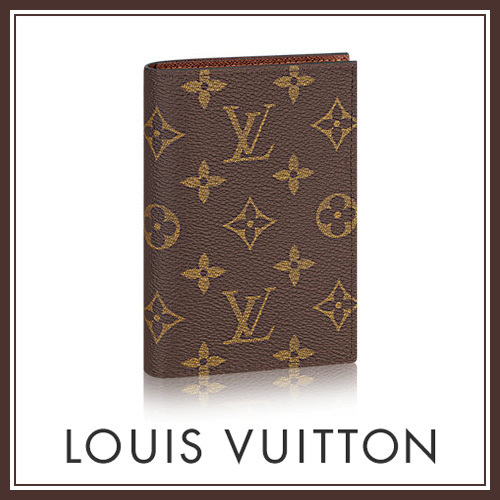 LOUIS VUITTON 国内発送 クーヴェルテュール・パスポール NM