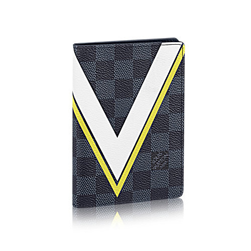 LOUIS VUITTON 国内発送 クーヴェルテュール・パスポール
