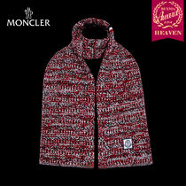 TOPセラー賞受賞!17/18秋冬┃MONCLER★SCARF_レッド