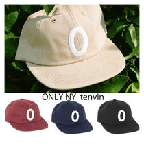 17-18AW 新作!☆お早めに☆ ONLY NY Derby Polo Hat 4色