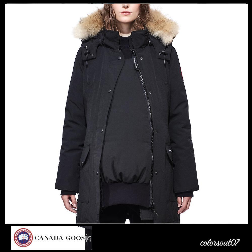 ママも暖か! CANADA GOOSE Goose Bump Extension Panel