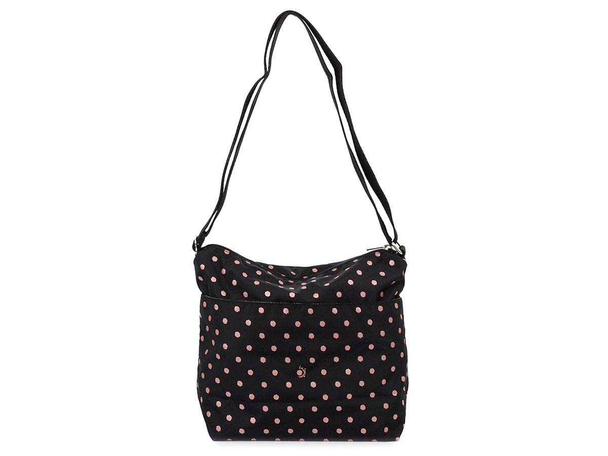 LeSportsac ショルダー7562 D955  ROSE SPECKLE DOT fhj7562d955