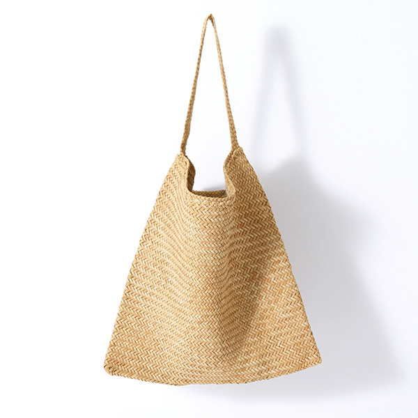dragon 8848 A&S TOTE メッシュ トートバッグ NATURAL